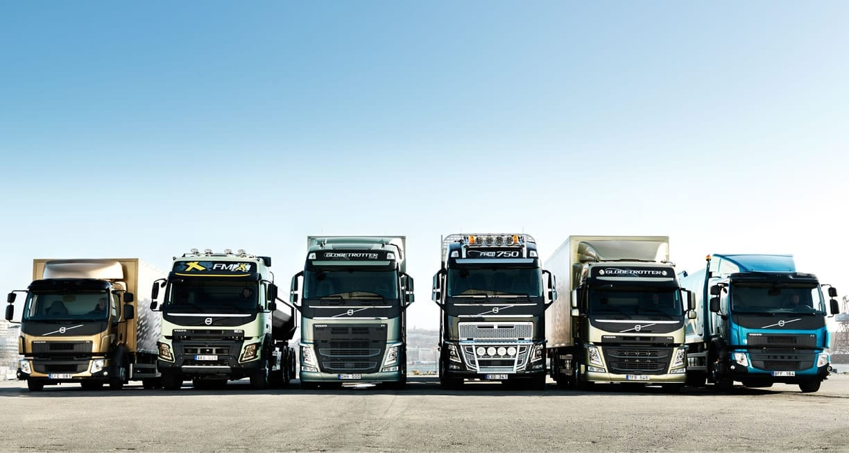 Volvo Trucks Hero